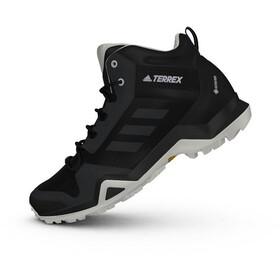 adidas TERREX AX3 Mid Gore-Tex Zapatillas Senderismo Mujer, negro